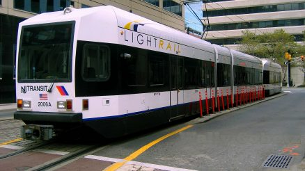 Hudon-Bergen Light Rail. Image Credit: Wally Gobetz