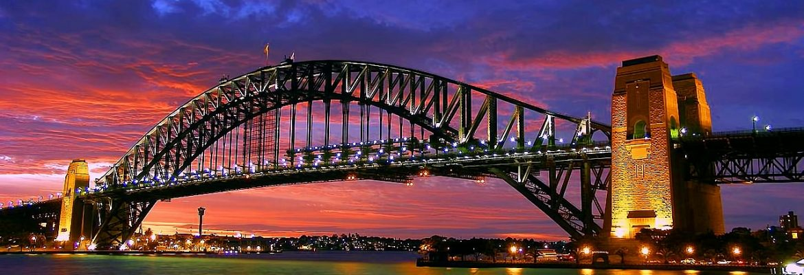 Sydney Harbour Bridge. Image Credit: Adam J.W.C
