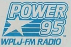 PLJ Power 95 Logo