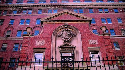 Bellevue Hospital Image Credit: Carl Mikoy