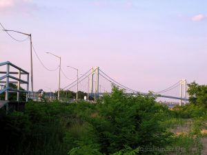 The Verrazzano Narrows Bridge From South Beach