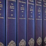 Oxford English Dictionary. License By CC. Wikimedia