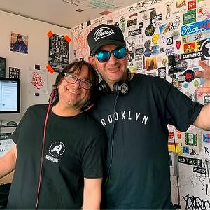 Frankie Bones and Lenny D At Lot Radio, Brooklyn, Sep 5, 2019