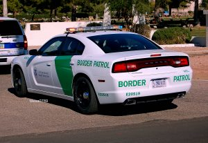 Border Patrol Vehicle. Image Credit Mesa0789