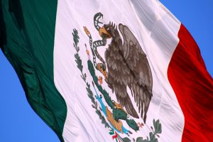 Mexican Flag. Image Credit Esparta