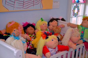 Cabbage Patch Kids. Image Credit: William McKeehan License by CC 2.0