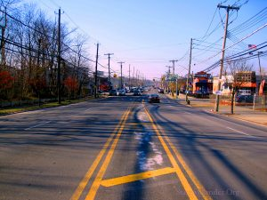 Forest Avenue, Just Outside the Quarry. Image Credit: StatenIslander.Org