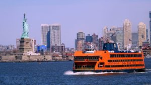 Staten Island Ferry. Image Credit. Village Hero