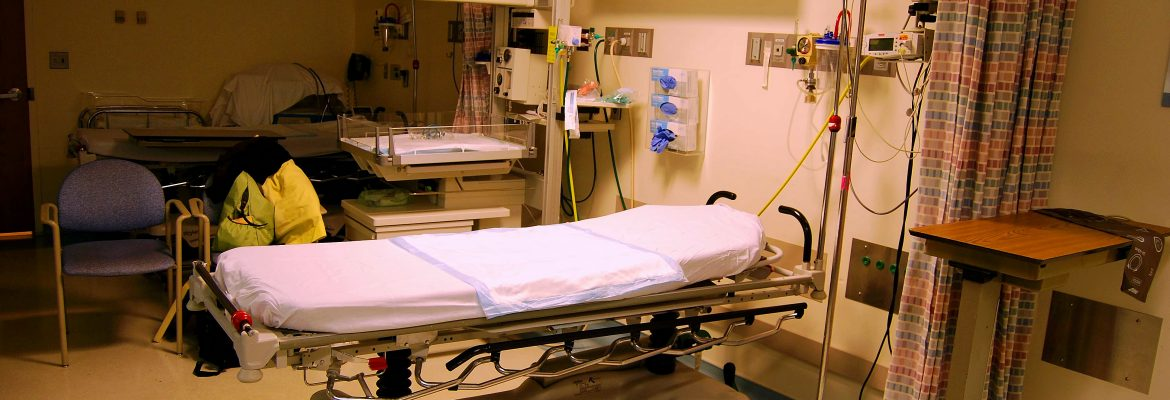 Hospital Bed. Image Credit- Michael Koppel. License By CC 2.0