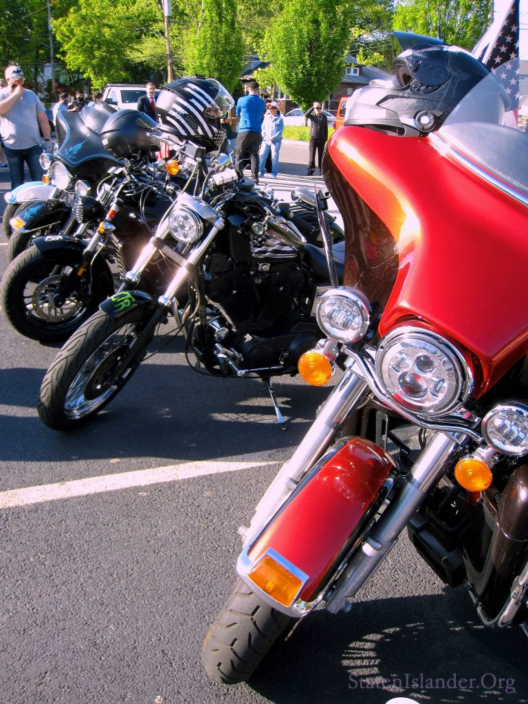 Just A Nice Pic Of Motorcycles In The Sunlight At The Annadale NYS PAUSE Small Business Rally