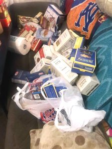 More Donations For The Food Pantry Planned For This Weekend. From Chris Haynes' Facebook