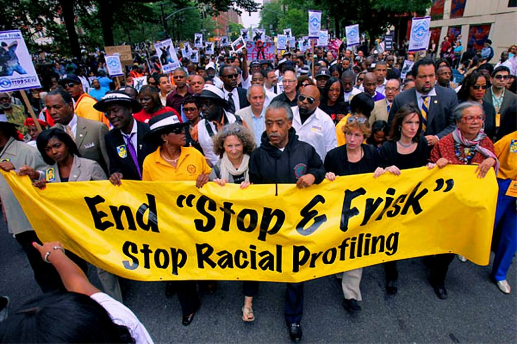End Stop And Frisk March. Image Credit- Christian Science Monitor