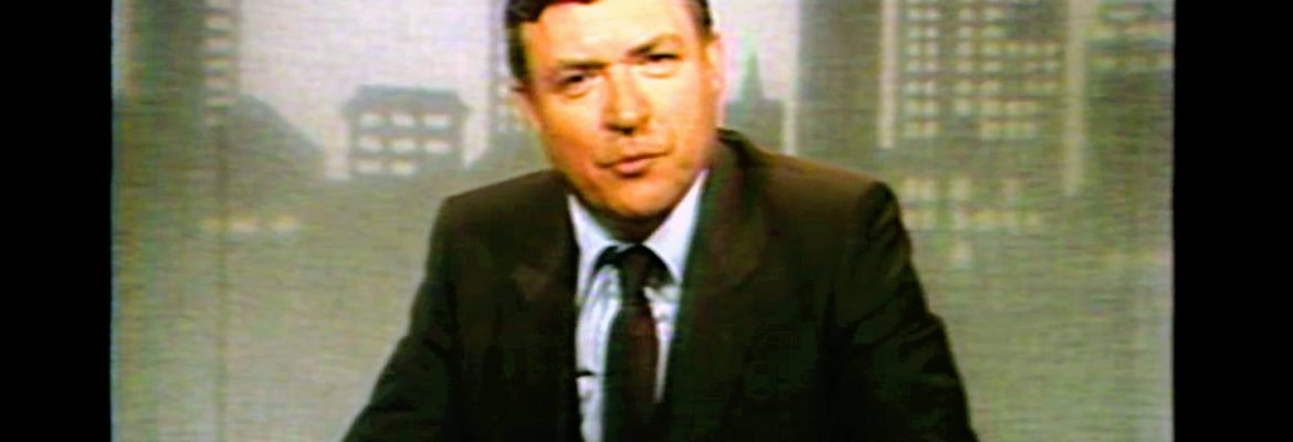 Tom Metzger. Race and Reason Cable Public Access TV Show Of the 80s and 90s