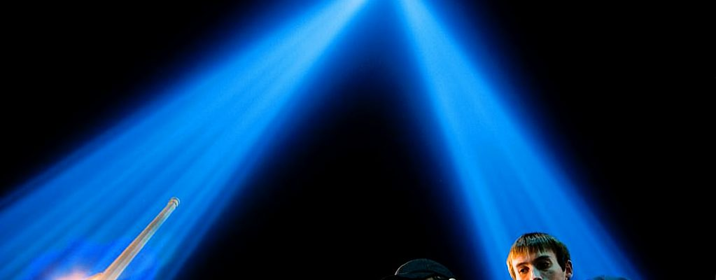 9-11 Tribute Lights. Image Credit Daiji. License By CC 3.0