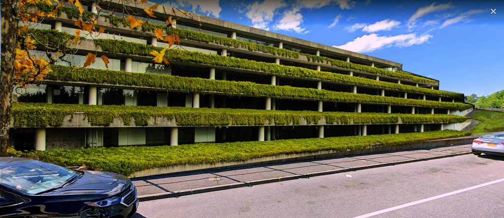 Hanging Gardens. More Greenery. More Parking. Win! Win!