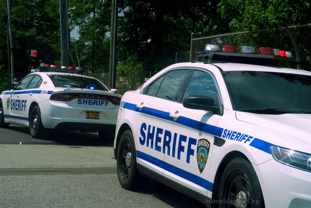 Sheriff Helps With COVID Out-Of-State Traveler Law (1)