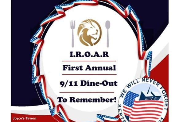 1st Annual 9/11 Dine Out To Remember Benefiting Tunnel To Towers Foundation