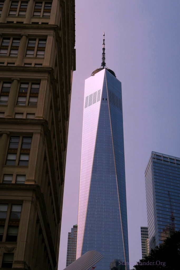 The Freedom Tower, Looking West (3)