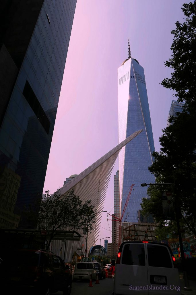 The Freedom Tower, Looking West (4)