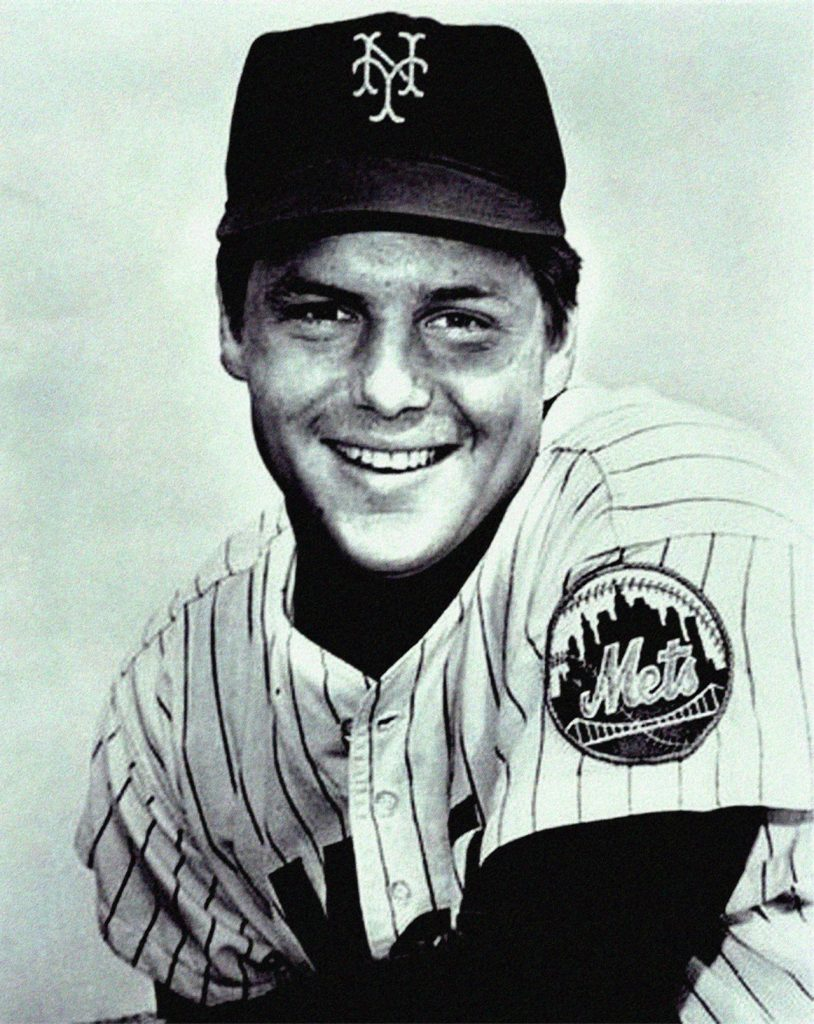 Tom Seaver. Image Courtesy of Wikipedia
