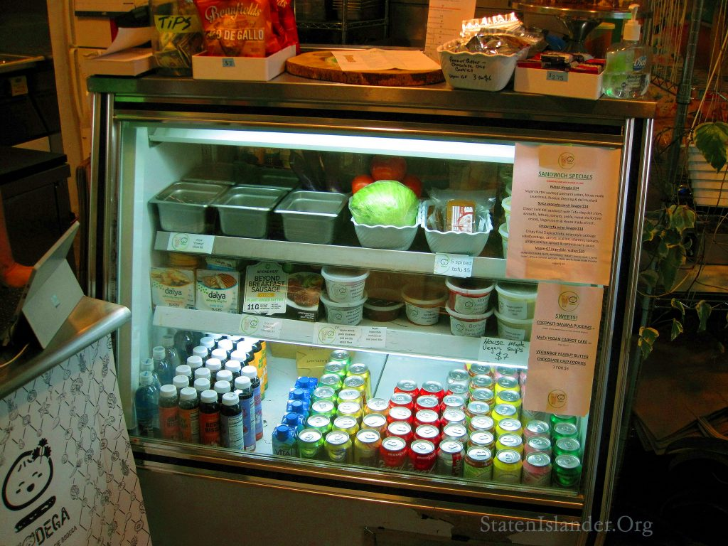 Vodega DUMBO Refrigerated Display Case