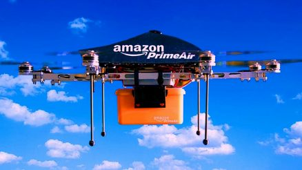 Amazon PrimeAir Drone Delivery Service