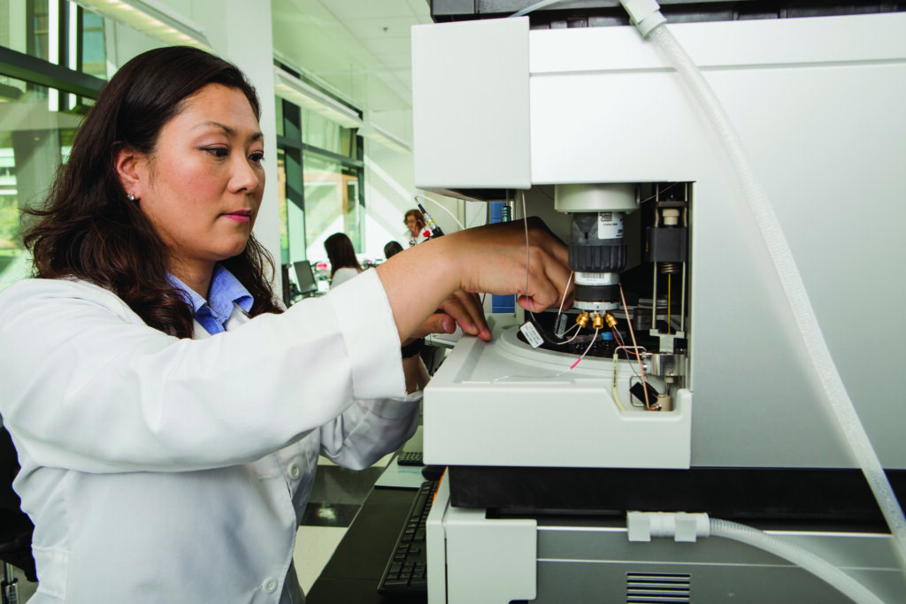 Researchers at the Food and Drug Administration. Image Credit: US FDA