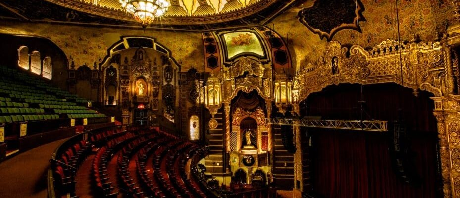 Interior of the renovated St George Theatre. Image Credit: St George Theatre