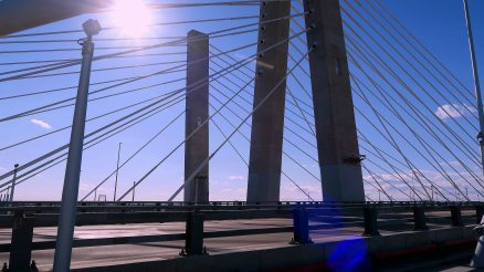New Twin-Span Goethals Bridge Shared-Use Pedestrian and Bike Path Finally Opens! Images from March 4th, 2020. A Staten Islander News Service Staff writer and photographer walked together over the path to Elizabeth, and back. These images chronicle their adventure.