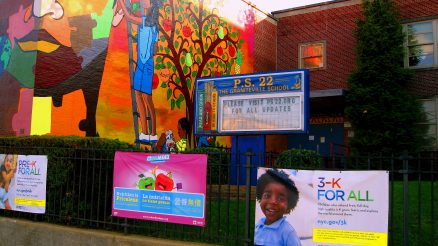 P.S. 22 OPens For Staten Island Kids and Adults To Eat During COVID-19 Pandemic