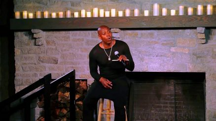 Dave Chappelle 8:46
