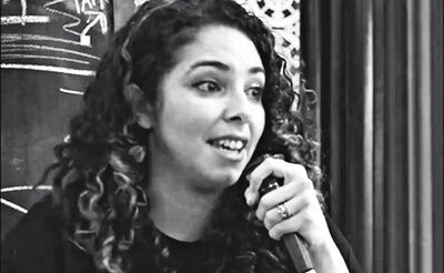 Brittany Ramos DeBarros Endorsed by Feminists